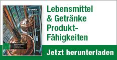 Food and Beverage Capabilities Brochure